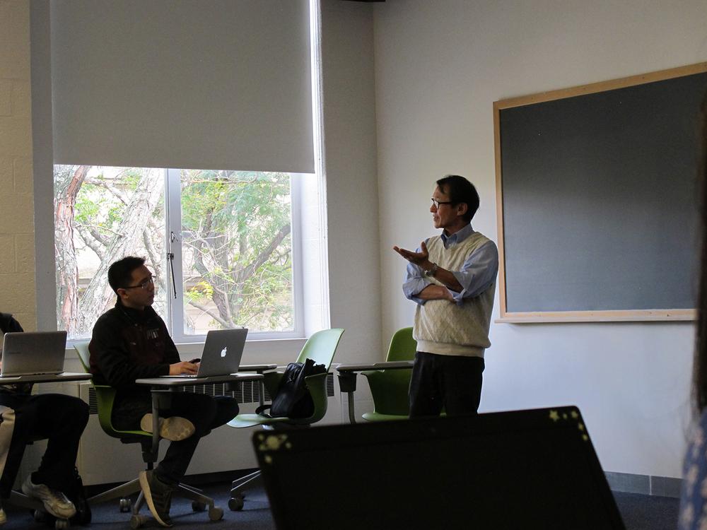 Teaching Visualizing Japan at MIT