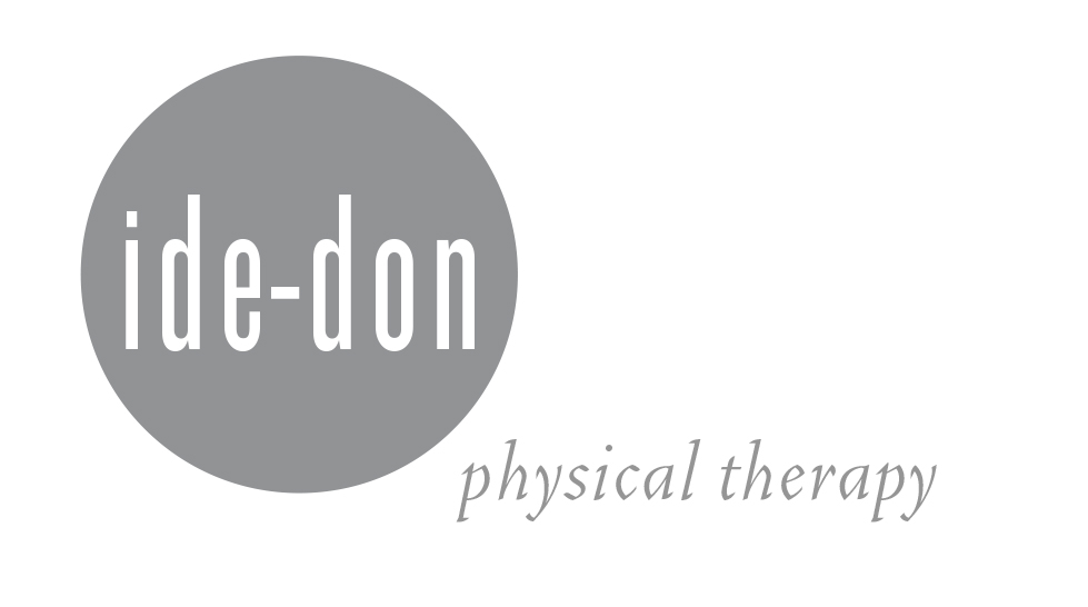 ide-don physical therapy