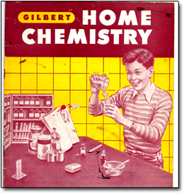 Home chemistry sets meets biological engineering