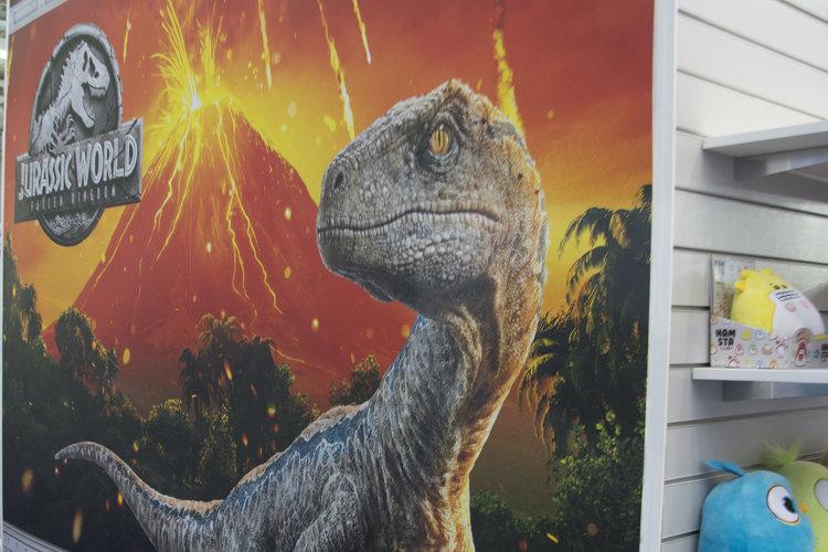 402002460 London Toy Fair 2018 - Jurassic World: Fallen Kingdom Reveals & More ...