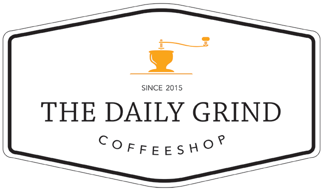 Daily Grind Coffeeshop White