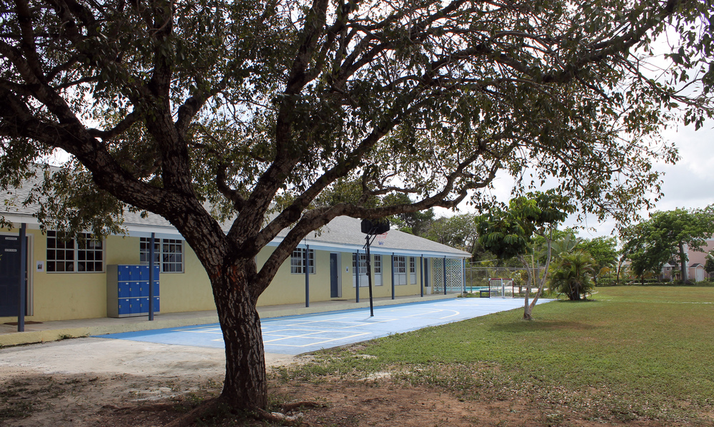 Classrooms, Library & Resource Center
