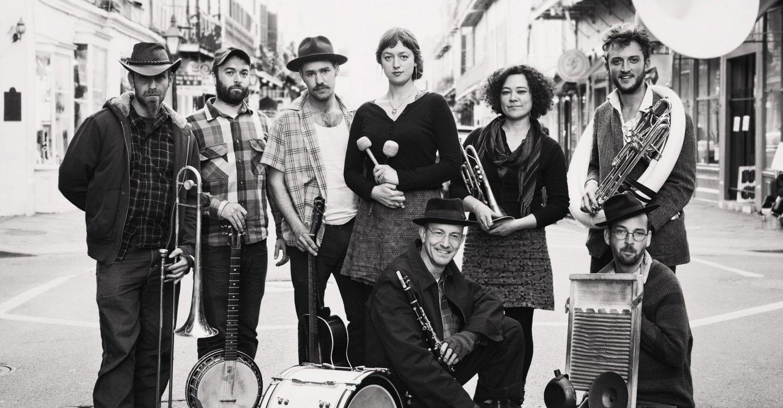 Music — Tuba Skinny