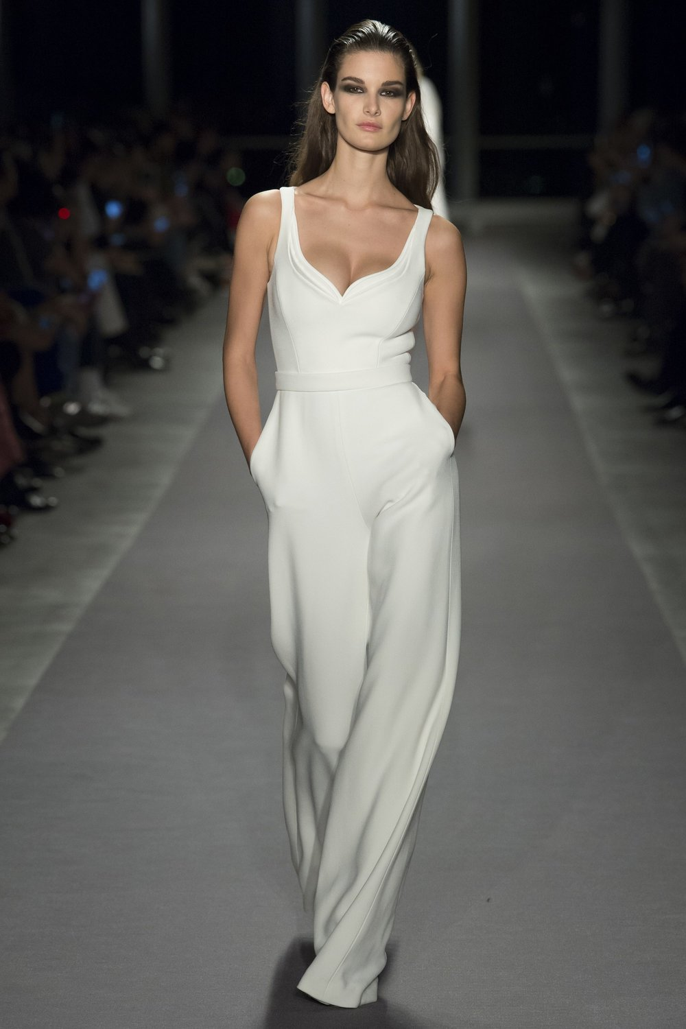 Brandon Maxwell (I'm totally bout this jumpsuit)