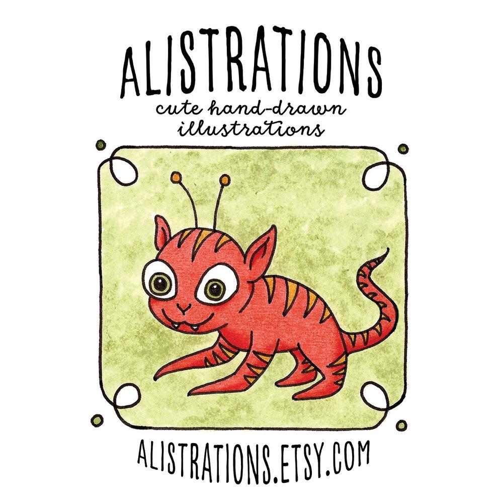 Alistrations Logo