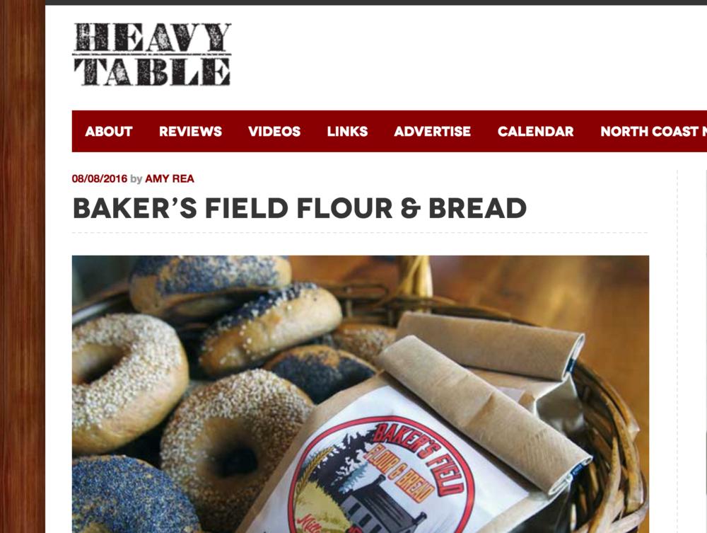 Baker's Field Flour & Bread