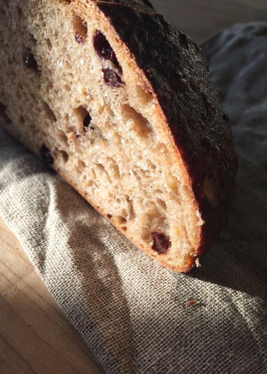 Irish Oat Bread (Mar)