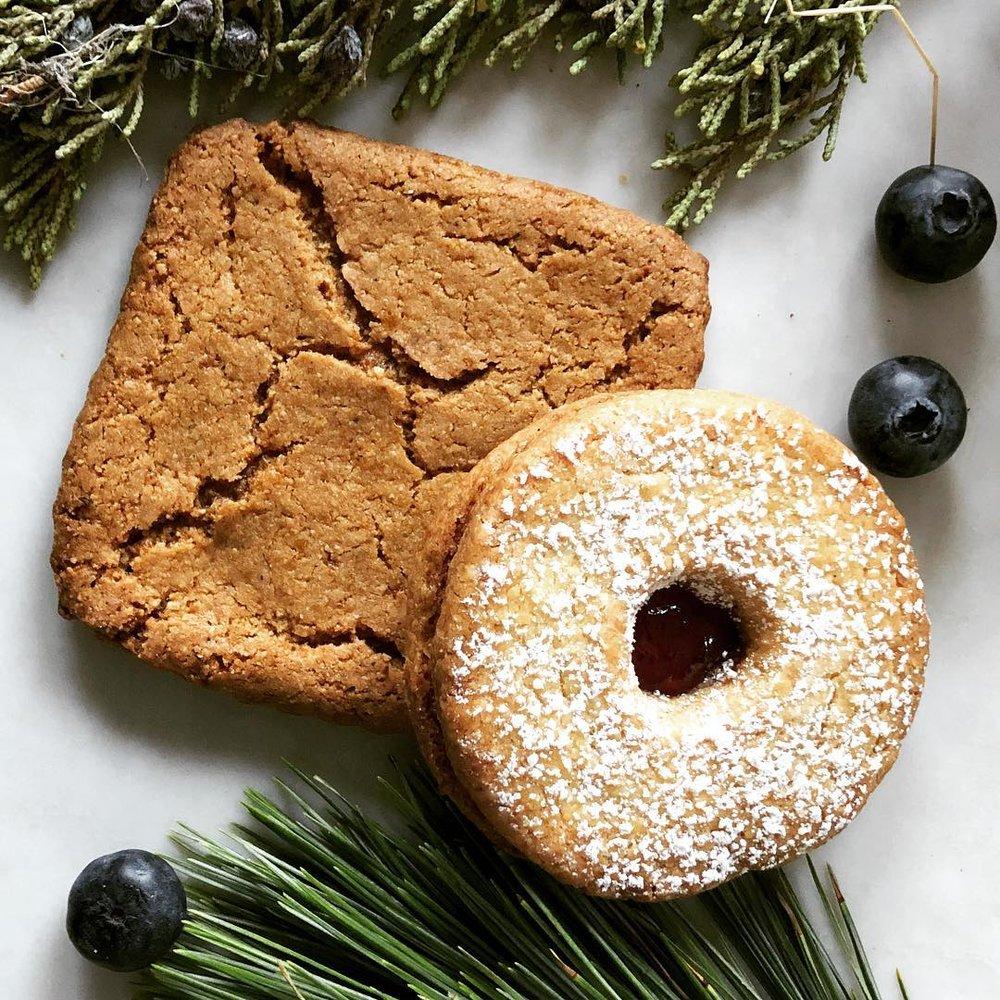 Holiday Cookies (Dec)
