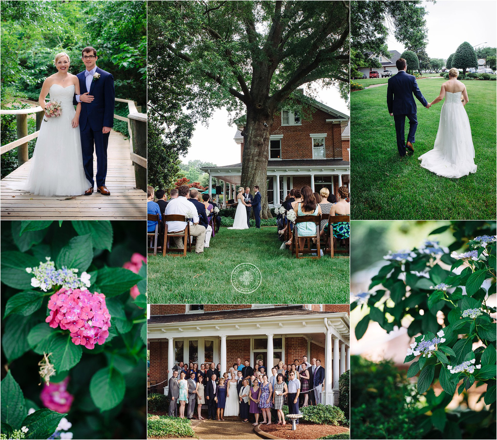 Virginia Beach Wedding Venues: Church Point Manor Wedding