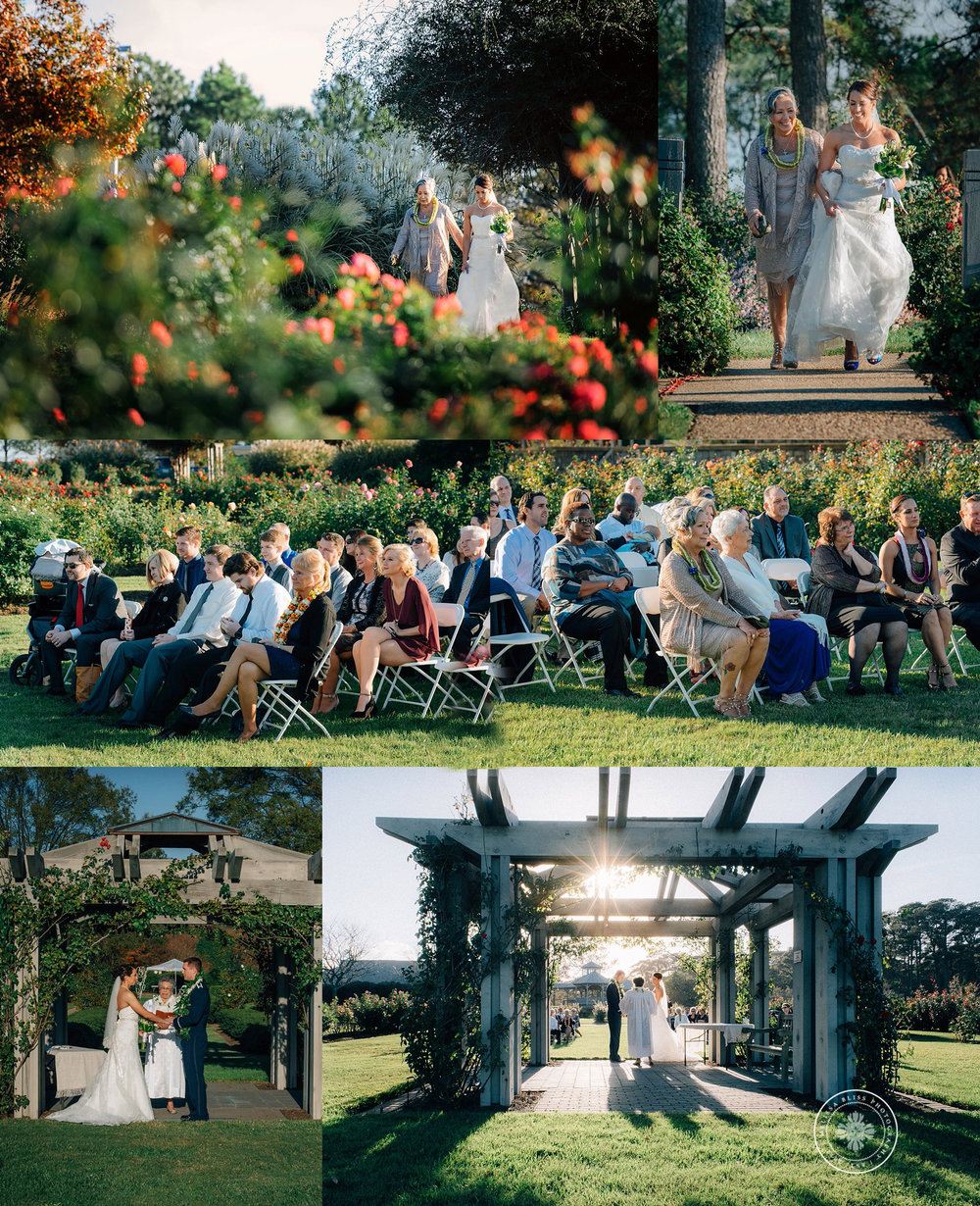 Superieur Norfolk Botanical Gardens Rose Garden Wedding Photography Melissa