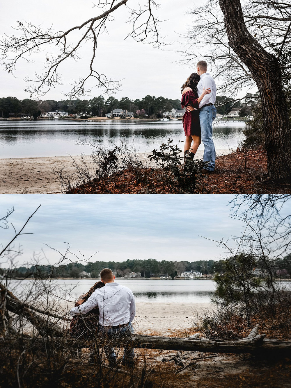couple-in-the-woods-first-landing-engagement-session-melissa-bliss-photography-va-beach.jpg