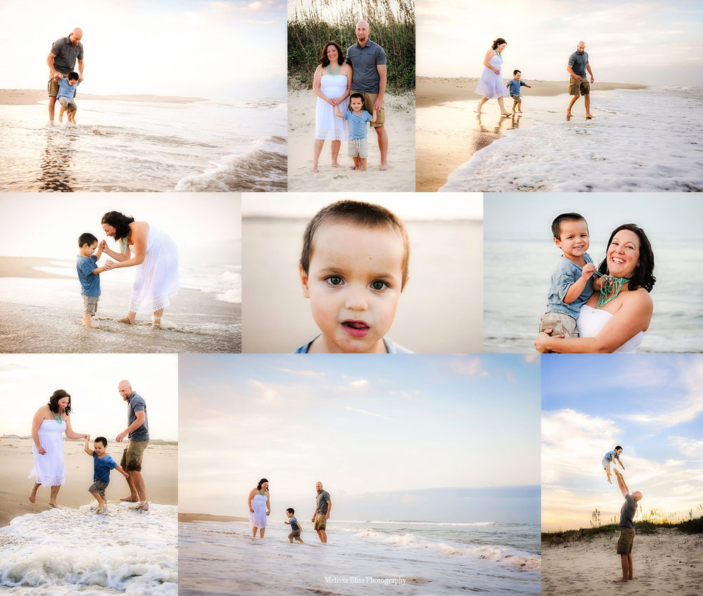 Virginia Beach Oceanfront Family Mini Session