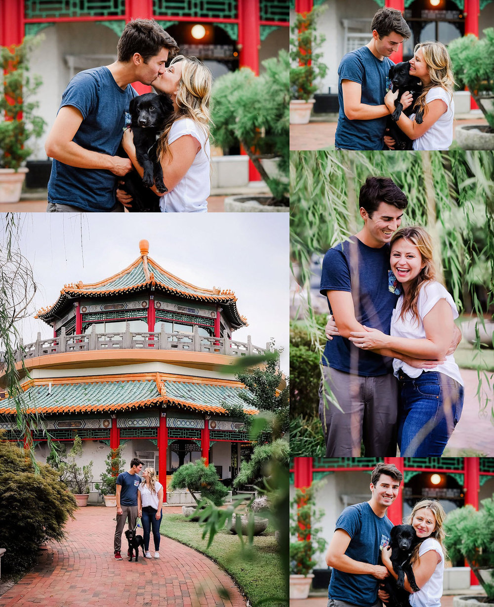 creative-engagement-pics-with-puppy-at-norfolk-pagoda-garden-melissa-bliss-photography-virginia-beach-photographer.jpg