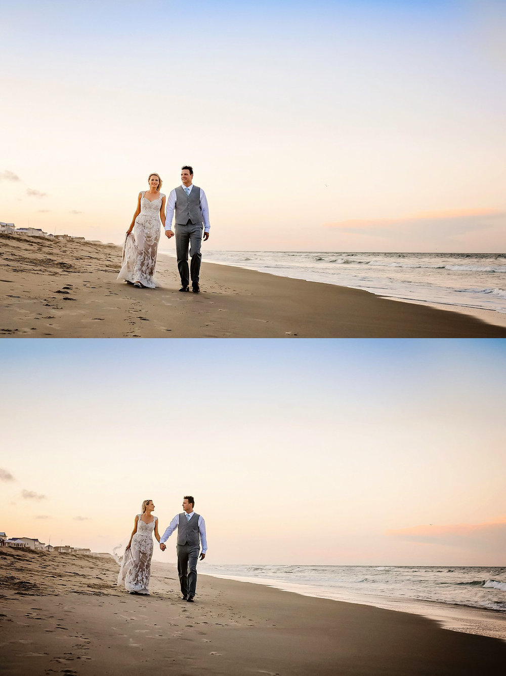bride-and-groom-sunset-stroll-sandbridge-beach-wedding-va-beach-photographer-melissa-bliss-photography.jpg