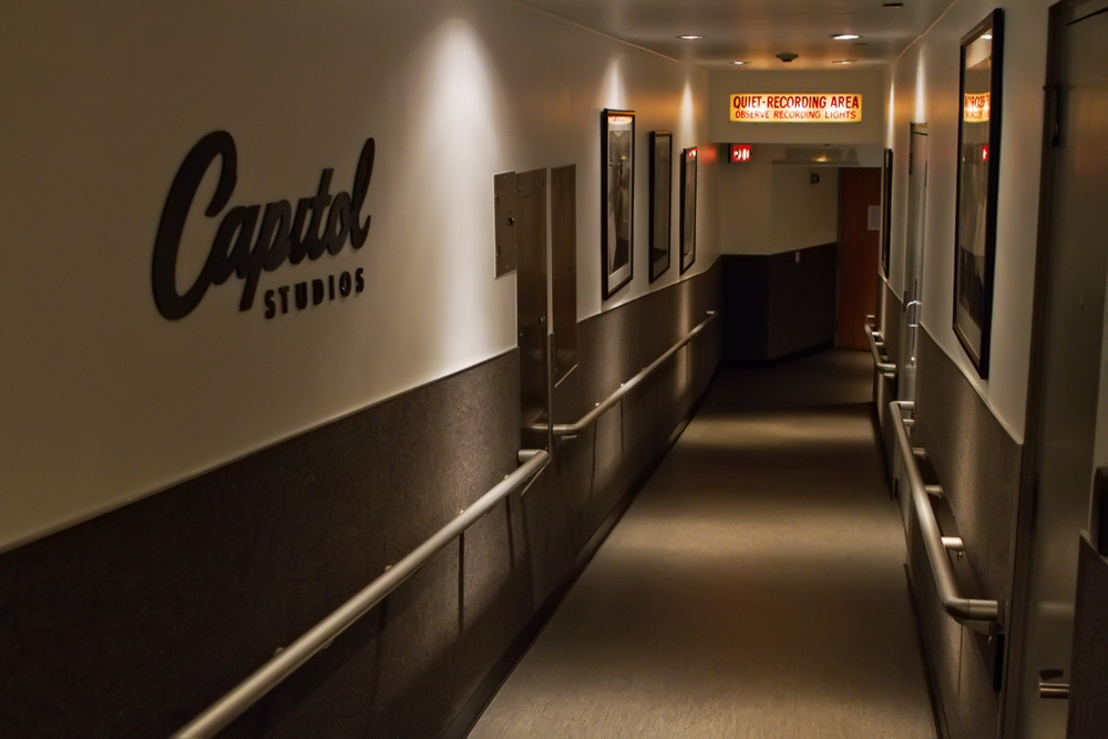 CAPITOL STUDIOS - LOS ANGELES