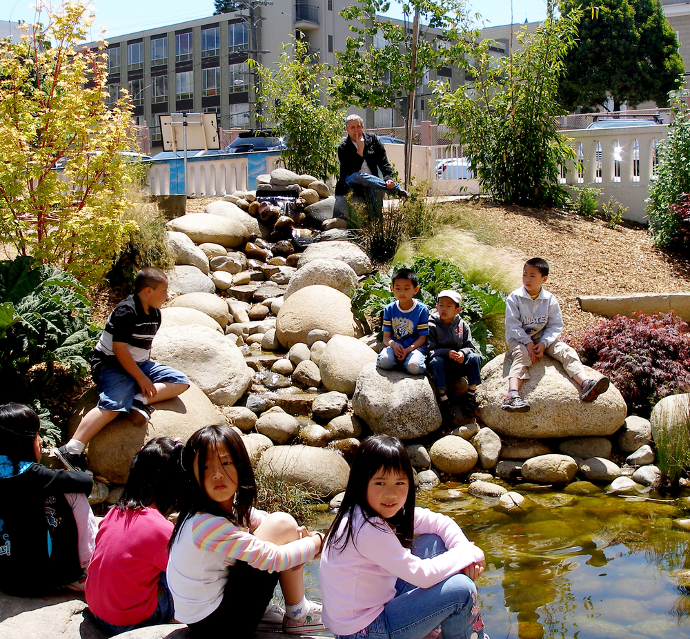 San Francisco USD Green Schoolyards