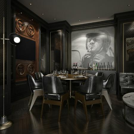 SPOKE & STEELE - AN UPSCALE STEAKHOUSE AT THE LE MERIDIEN HOTEL, INDIANAPOLIS