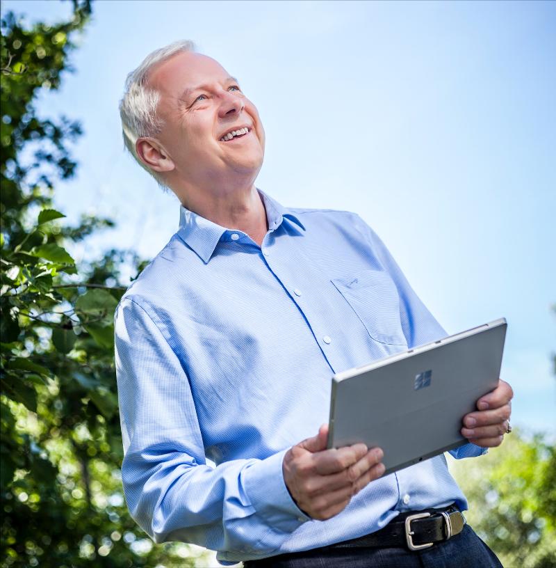 Bjørn O. Hopland er leder og eier av Smart endring AS
