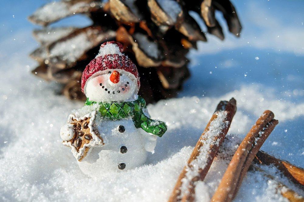 Snømannen Kalle?