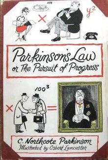 Bokomslag Parkinsons lov