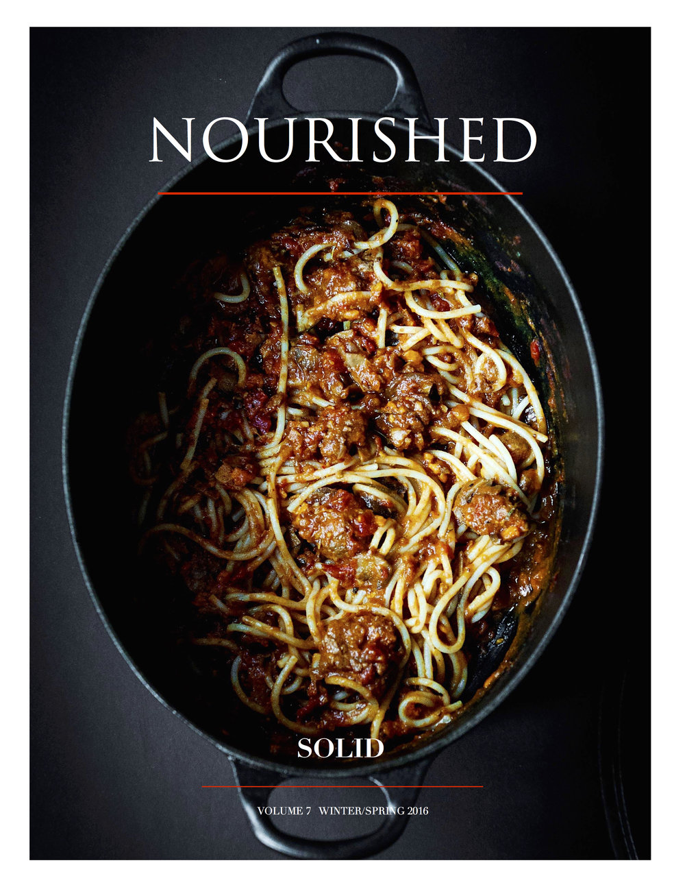 SOLID - NOURISHED vol 7