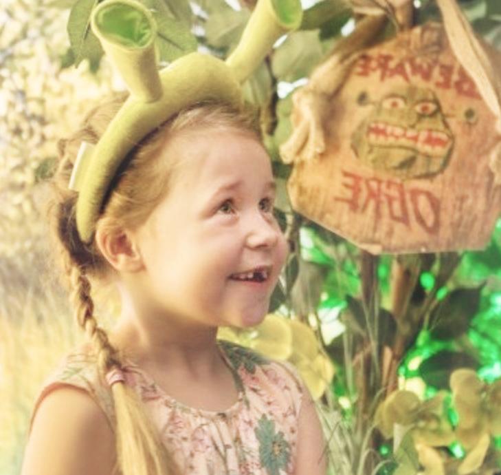 Partridge Events- Shrek