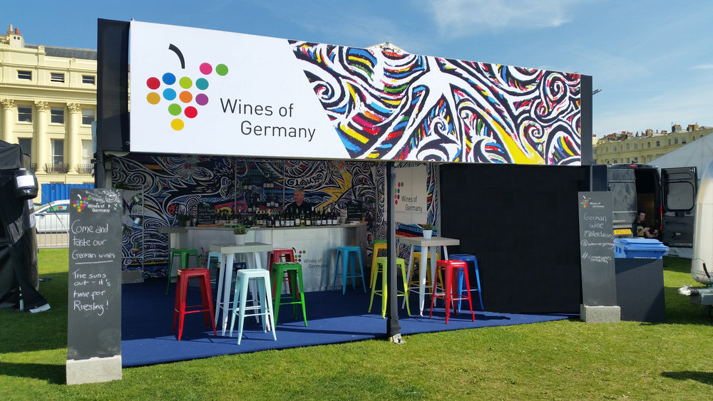 Partridge Events- Wines of Germany