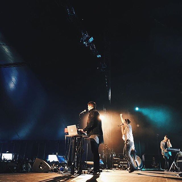 It's been 2 weeks since Newday Festival finished, and we're loving hearing about songs being used in churches already! You can hear the songs and download  FREE CHORD CHARTS for them here; www.newdayworship.com