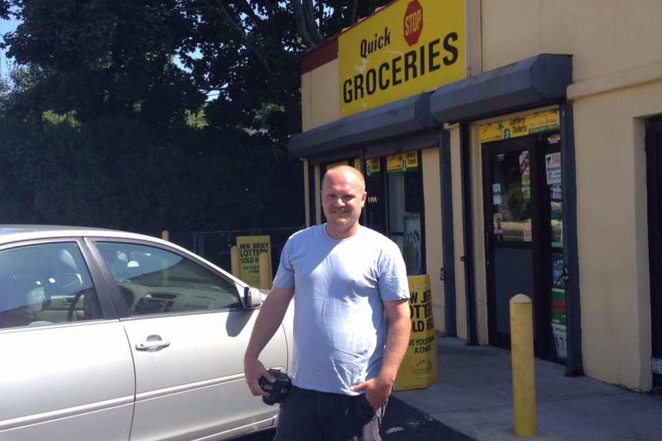 "Quick Stop Groceries, New Jersey, from the set of ""Clerks"""