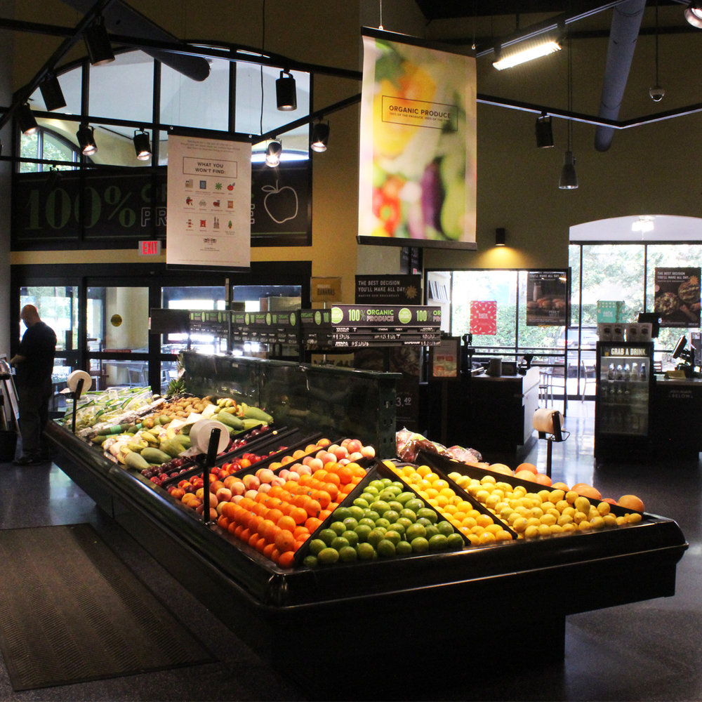 Baymeadows Produce Entry