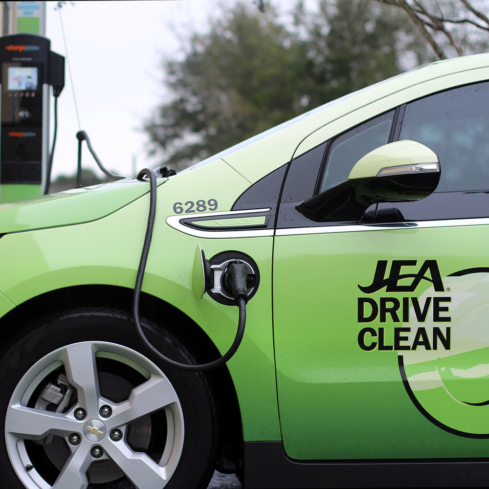 JEA Drive Clean December 11th