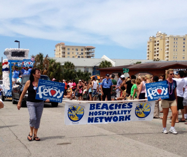 Beaches Parade Image