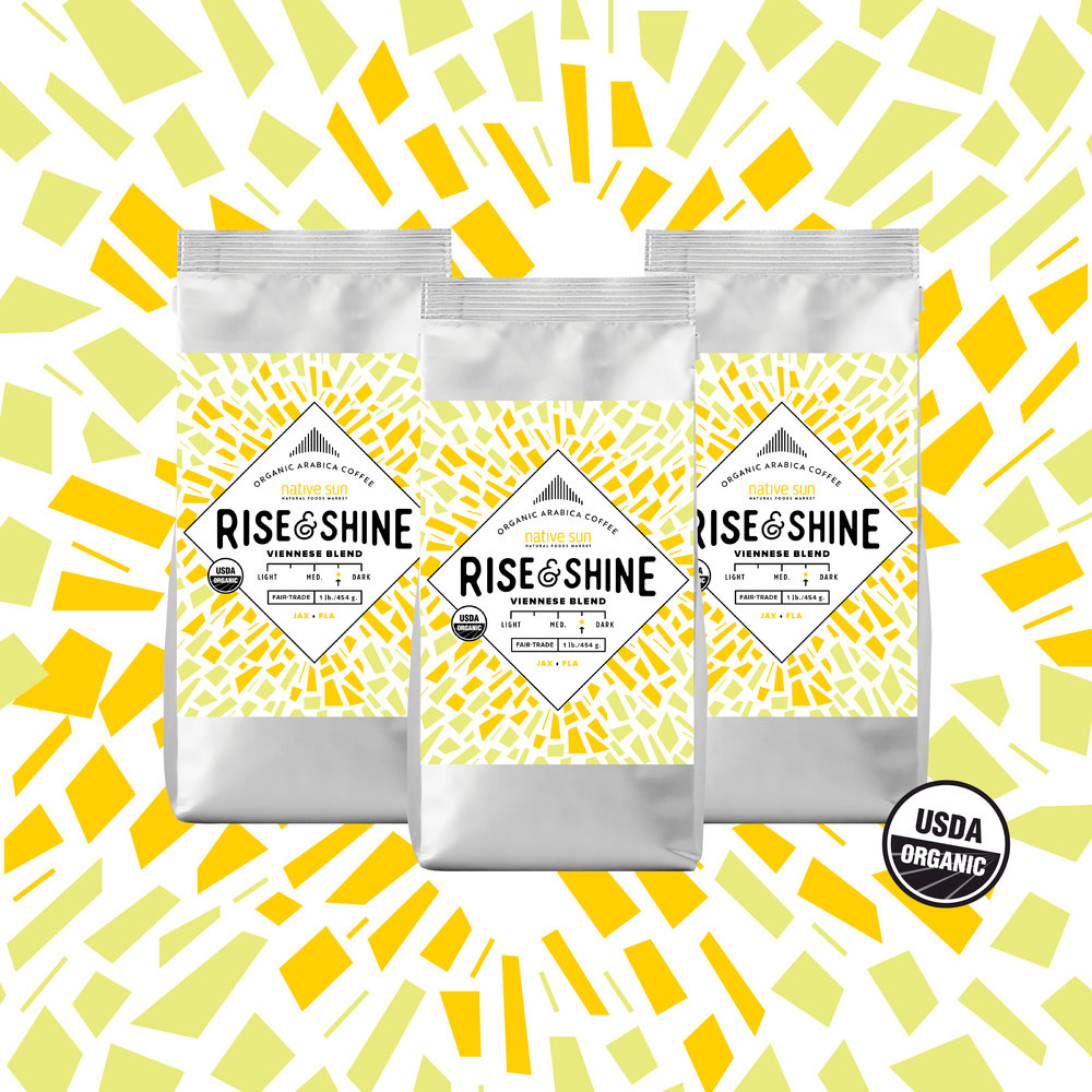 Native Sun Rise & Shine Blend