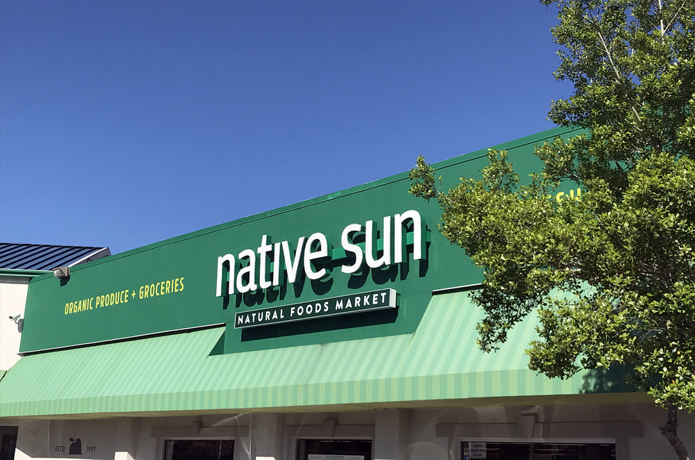 Native Sun Mandarin - is our original store. We first opened the doors in February 1997 and offered 98% vegetarian and organic grocery. We've expanded the store since then and we are now proud to offer the local community a full-service, organic grocery experience. Don't miss the fresh, organic juice bar and deli, kombucha on tap, and gluten-free baked goods!
