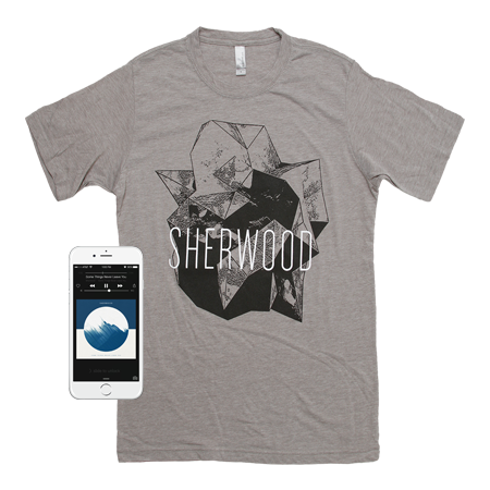 T-SHIRT + EARLY DIGITAL DOWNLOAD - $20