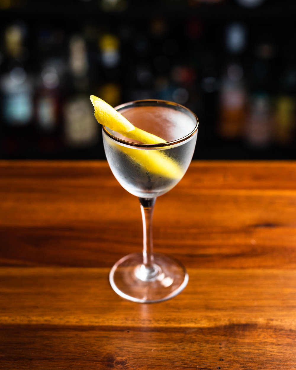 The Sailor - Sophisticated, pleasantly bitter with a touch of sweet