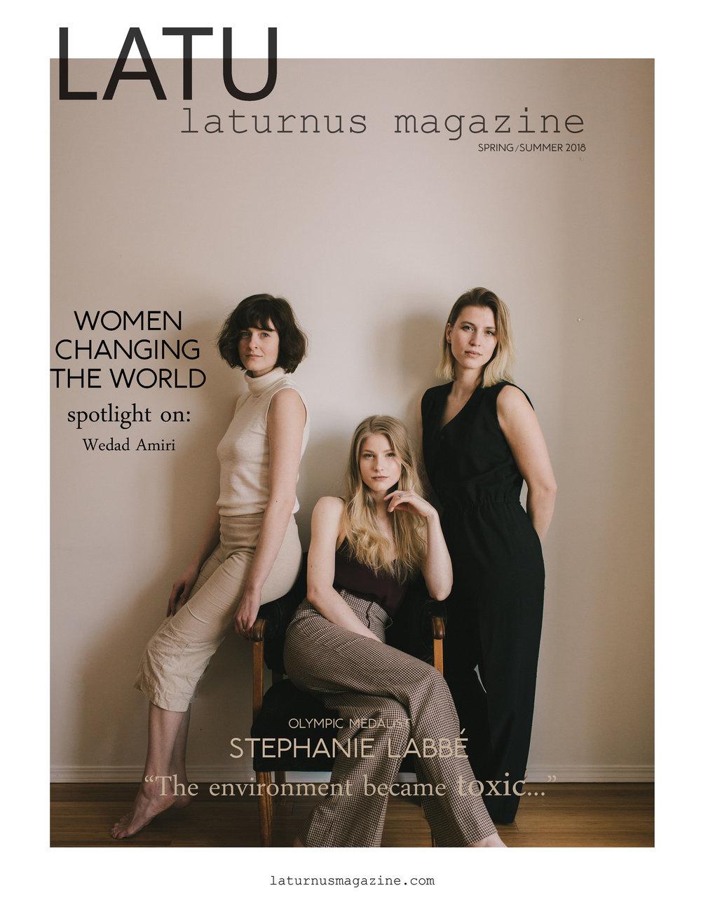 LATURNUS Magazine Spring Summer 2018