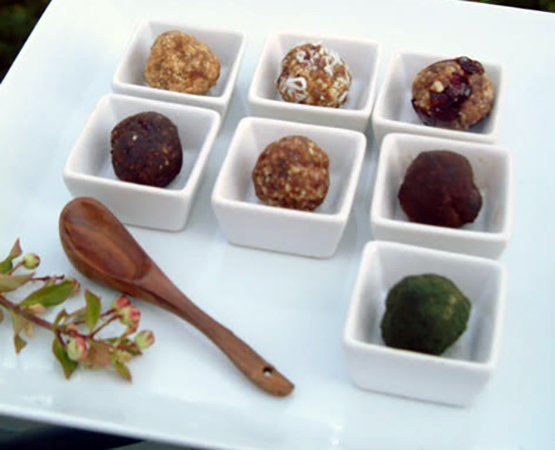 Date Nut Ball Assortment