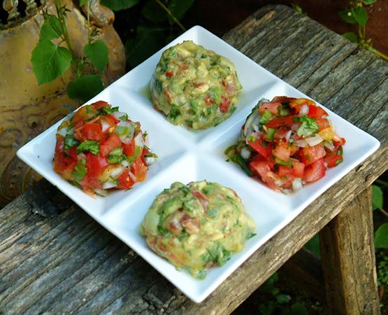 Salsa & Guacamole