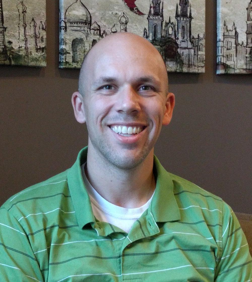 Curtis McDaniel - RUF Campus Minister
