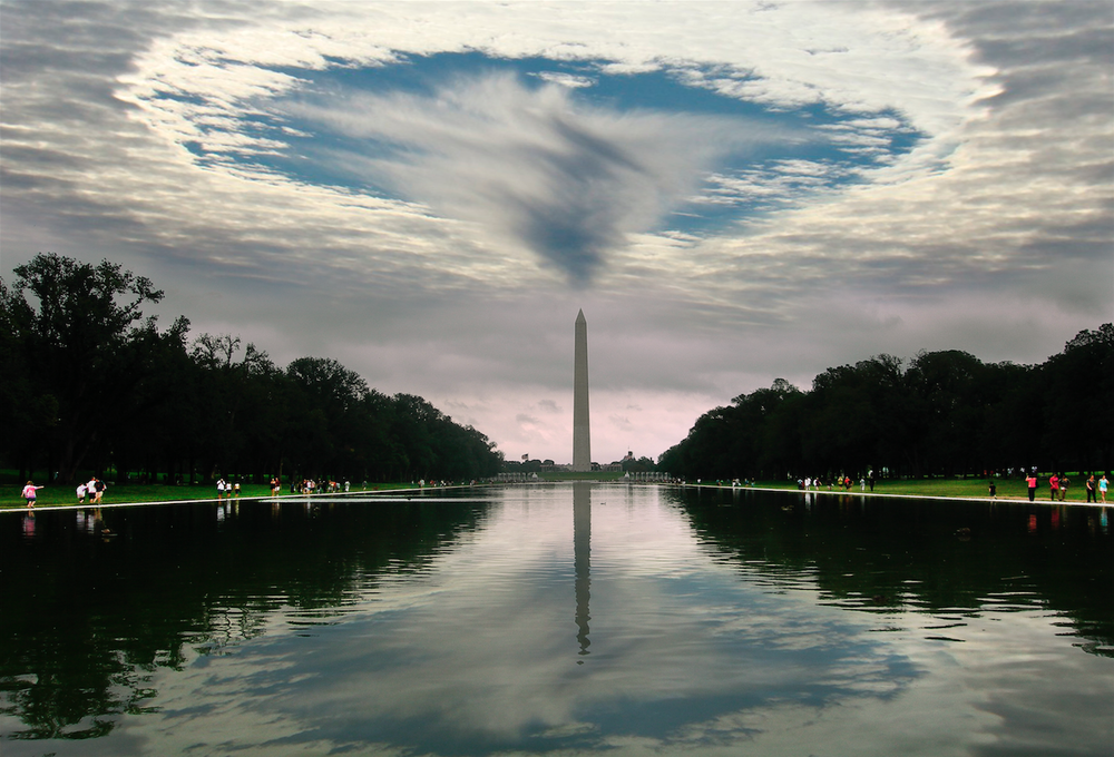 WASHINGTON MONUMENT VORTEX