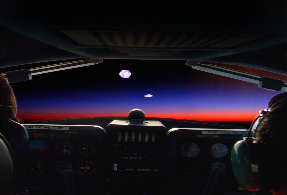 COCKPIT UFO