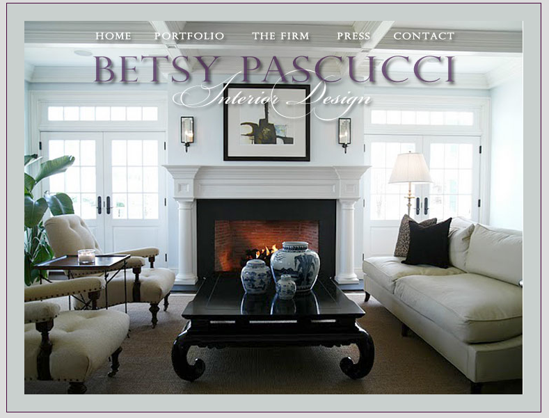 Pascucci Design - Website Design