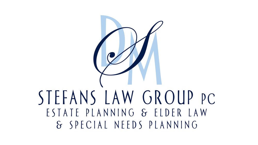 Donna Stefans Law - Logo Design