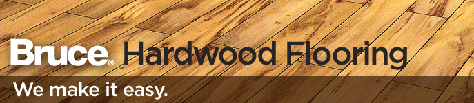 Bruce Hardwood Flooring