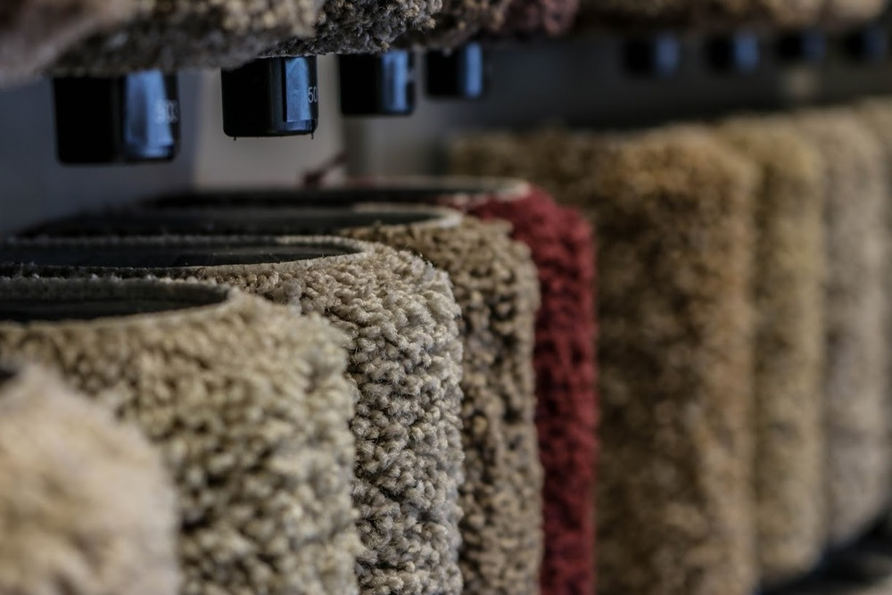 Carpet Piles & Samples