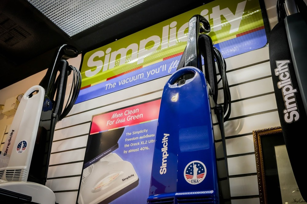 Simplicity Vacuums