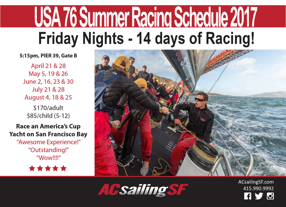 AC Sailing SF -