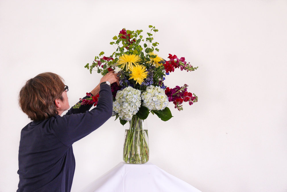 Events - Let us Manage the Flowers for you