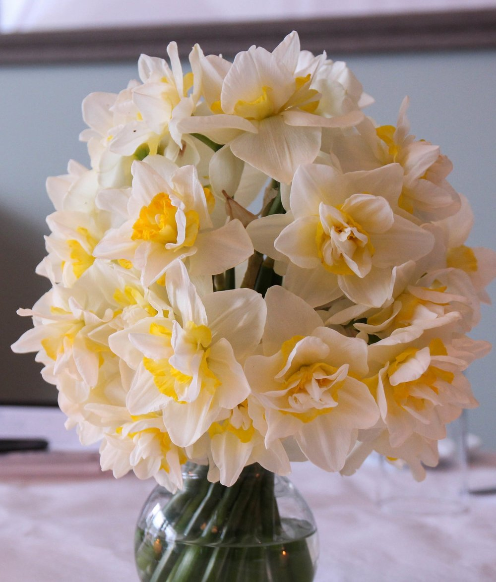 Gift Card - With our gift card you give your loved one an artisanal bouquet or bunch of our fresh, farm grown flowers.